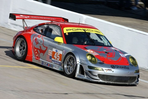 911 GT3 RSR Flying Lizard Motorsports2