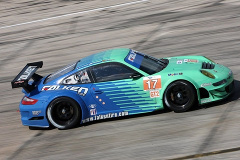 911 GT3 RSR Team Falken Tire 1