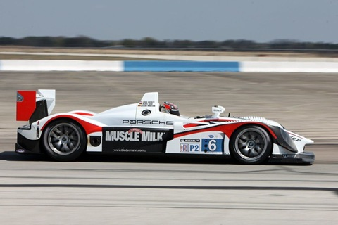 RS Spyder Muscle Milk Team Cytosport 1
