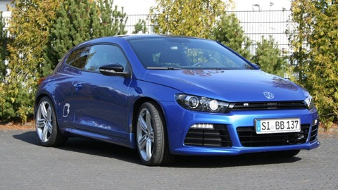 VW Scirocco R by B&B 2