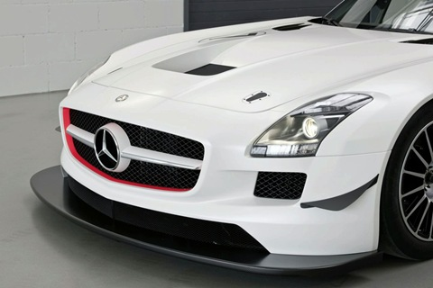 2011 Mercedes SLS AMG GT3 11