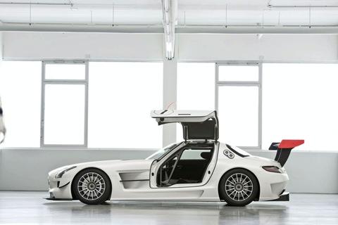 2011 Mercedes SLS AMG GT3 2