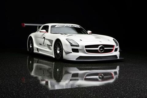 2011 Mercedes SLS AMG GT3 5