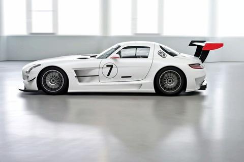 2011 Mercedes SLS AMG GT3 7