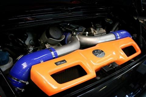 9ff DR700 Porsche 997 Turbo 1