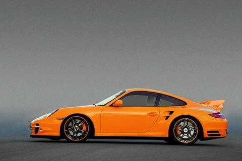9ff DR700 Porsche 997 Turbo 7