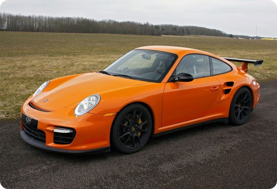 9ff DR700 Porsche 997 Turbo photo