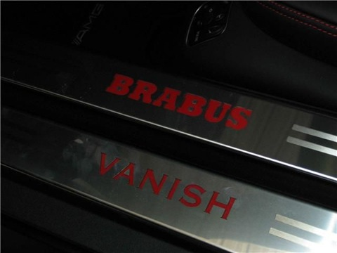 BRABUS VANISH SL65 AMG Black Series 7