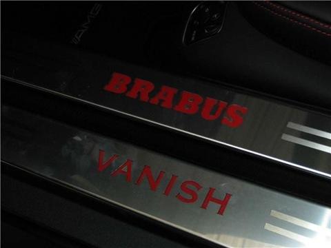 BRABUS VANISH SL65 AMG Black Series 7