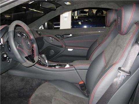 BRABUS VANISH SL65 AMG Black Series 8