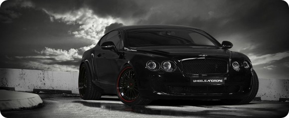 Bentley Continental Ultrasports 702 by wheelsandmore 10