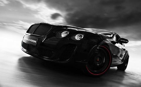 Bentley Continental Ultrasports 702 by wheelsandmore 2