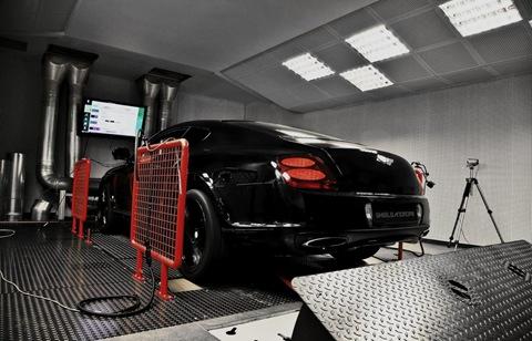 Bentley Continental Ultrasports 702 by wheelsandmore 6