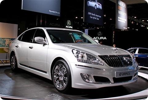 Hyundai Equus 1
