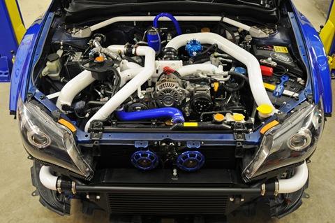 L-SCHLEGS 08 Subaru Impreza WRB STI 8