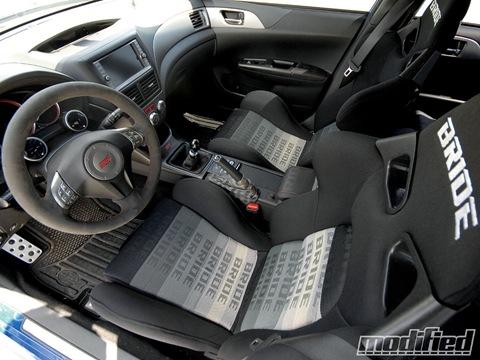 L-SCHLEGS 08 Subaru Impreza WRB STI 9