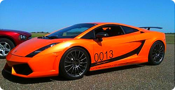 Lamborghini Gallardo Superleggera Twin Turbo by Underground Racing 1