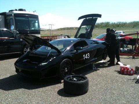 Lamborghini Gallardo Superleggera Twin Turbo by Underground Racing 2