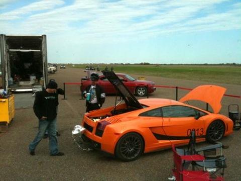 Lamborghini Gallardo Superleggera Twin Turbo by Underground Racing 3