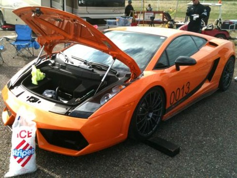 Lamborghini Gallardo Superleggera Twin Turbo by Underground Racing 4