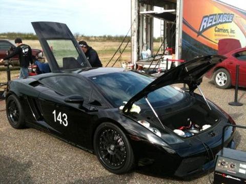 Lamborghini Gallardo Superleggera Twin Turbo by Underground Racing 5