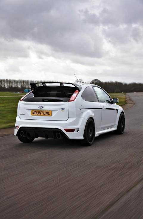 Mountune MP350 Ford Focus RS 2