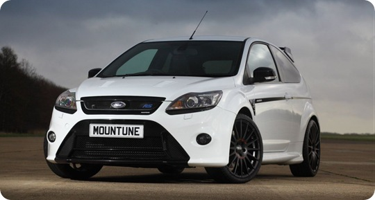 Mountune MP350 Ford Focus RS