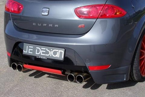 Seat Leon Cupra R by J.E. Design 3