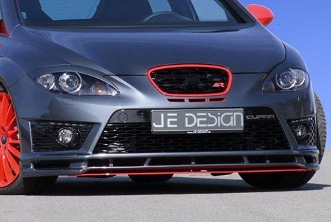 Seat Leon Cupra R by J.E. Design 5