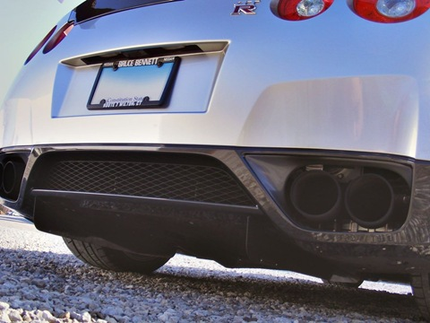 Switzer P800 Nissan GTR 4