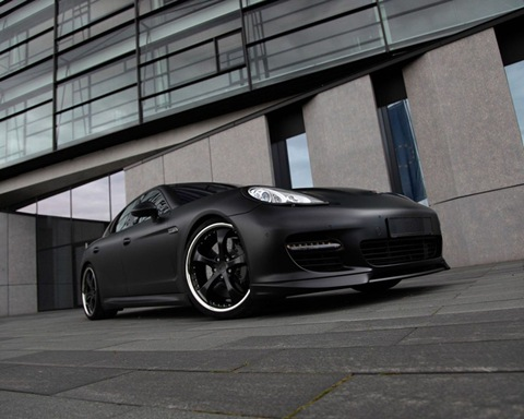 TechArt Panamera Black Edition 7