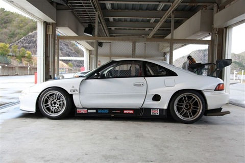 Toyota MR-2 widebody 4
