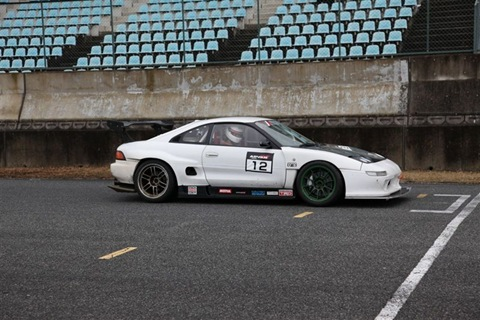Toyota MR-2 widebody 6