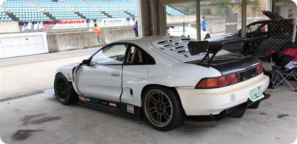 Toyota MR-2 widebody