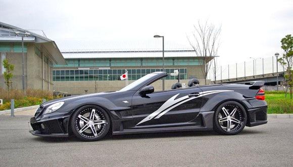 VITT Mercedes-Benz R230 SL 2