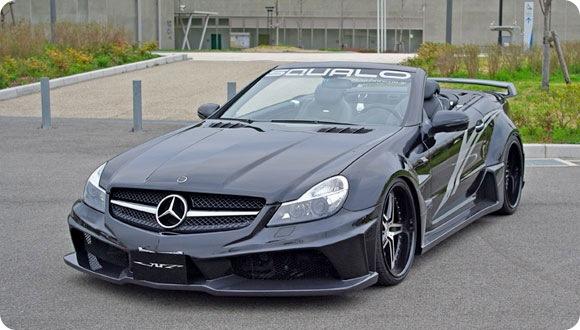 VITT Mercedes-Benz R230 SL