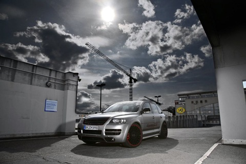 VW Touareg W12 Sport Edition by CoverEFX 10