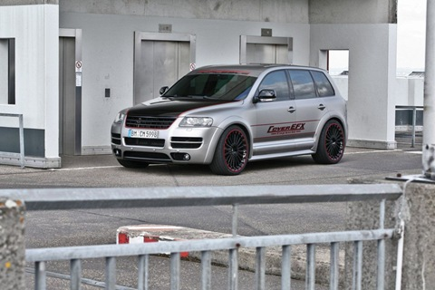 VW Touareg W12 Sport Edition by CoverEFX 13