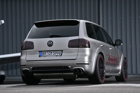VW Touareg W12 Sport Edition by CoverEFX 14