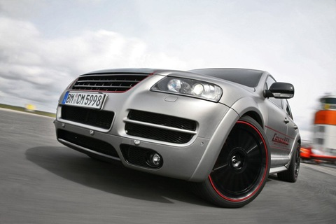 VW Touareg W12 Sport Edition by CoverEFX 16