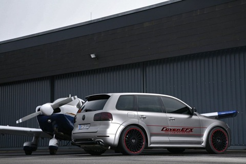 VW Touareg W12 Sport Edition by CoverEFX 18