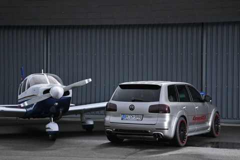 VW Touareg W12 Sport Edition by CoverEFX 21