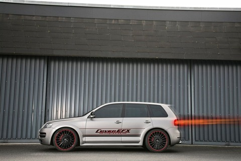 VW Touareg W12 Sport Edition by CoverEFX 2