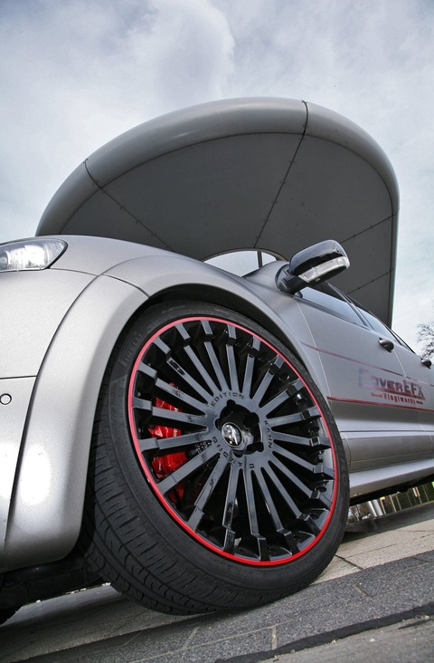 VW Touareg W12 Sport Edition by CoverEFX 3