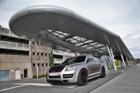VW Touareg W12 Sport Edition by CoverEFX 6