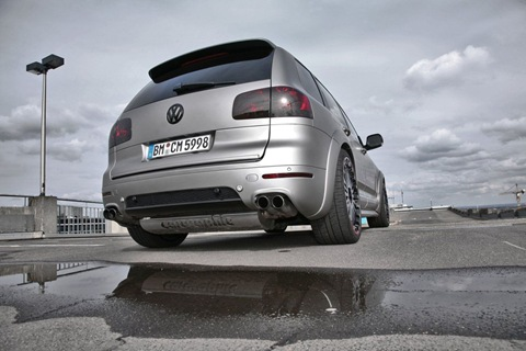 VW Touareg W12 Sport Edition by CoverEFX 8