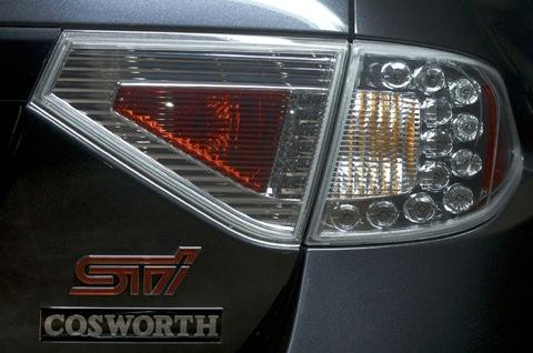 2011 Cosworth Impreza STI CS400 1