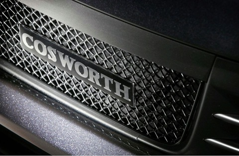 2011 Cosworth Impreza STI CS400 2