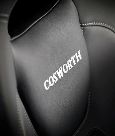 2011 Cosworth Impreza STI CS400 3
