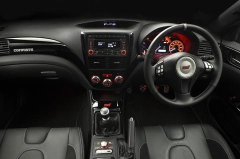 2011 Cosworth Impreza STI CS400 5